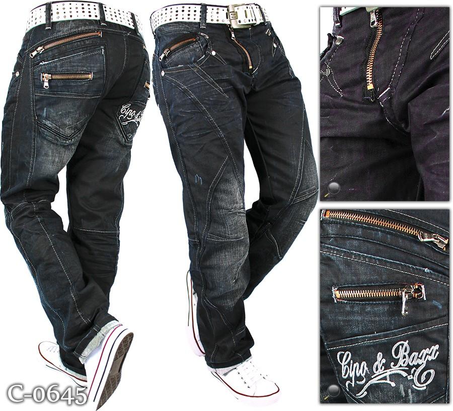 original cipo baxx herren star jeans mens pants hose. Black Bedroom Furniture Sets. Home Design Ideas