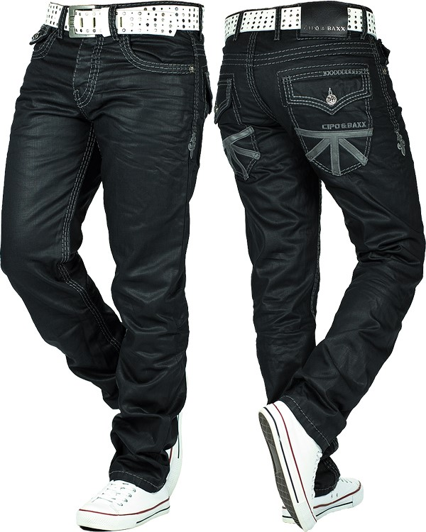 details about herren jeans hose regular oder slim fit cargo style dope. Black Bedroom Furniture Sets. Home Design Ideas