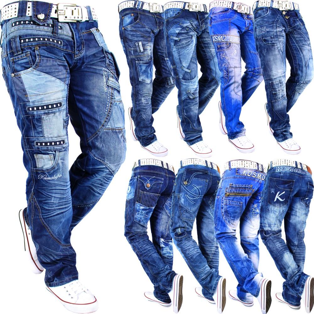 herren jeans cargo star hose denim mens pants zipper clubwear alle g. Black Bedroom Furniture Sets. Home Design Ideas
