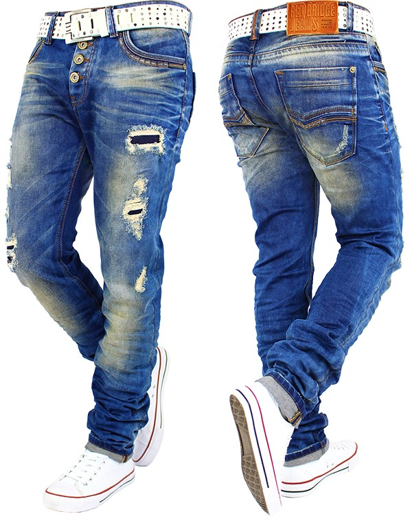 herren jeans hose mens pants cargo straight fit jogging slim fit viele marken ebay. Black Bedroom Furniture Sets. Home Design Ideas