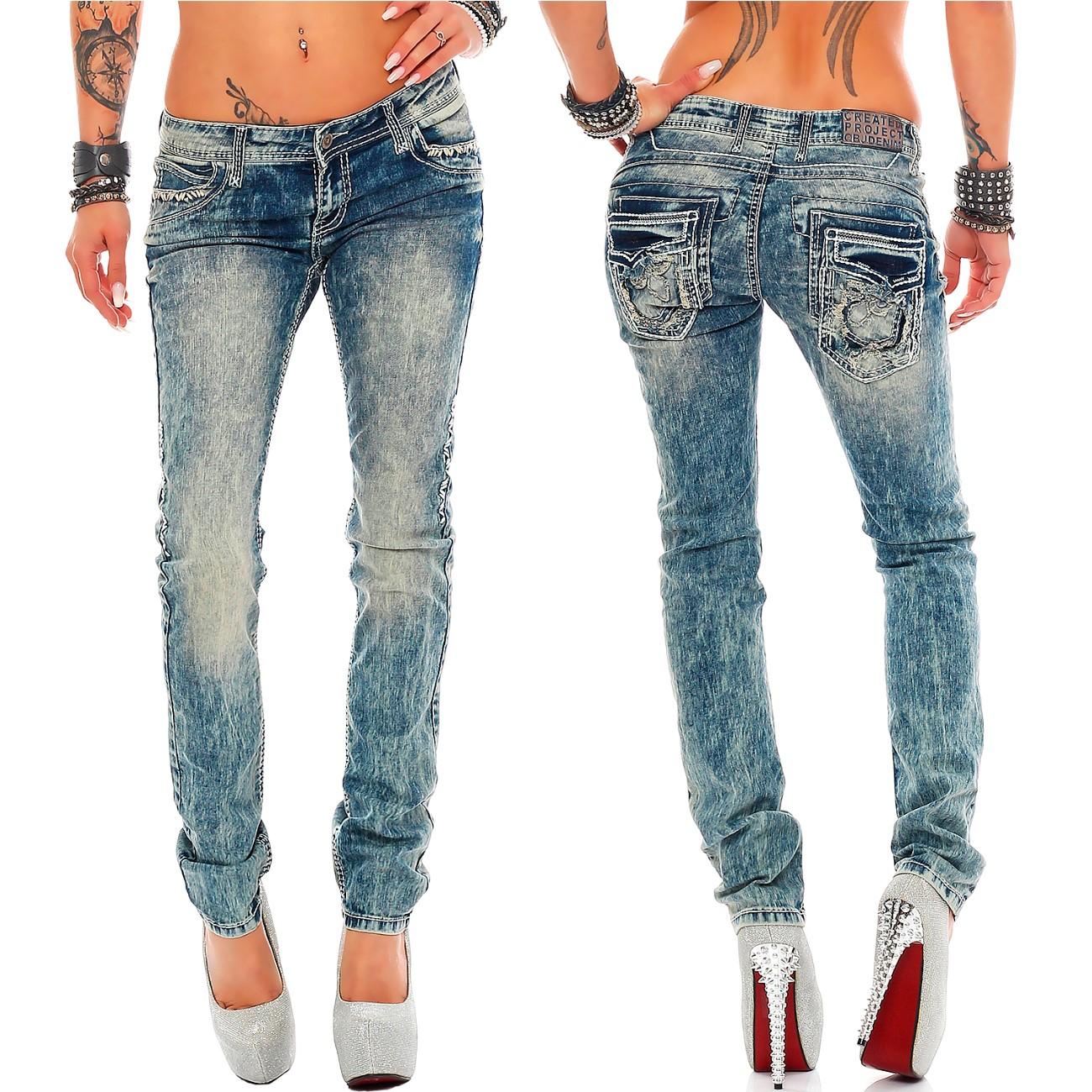 cipo baxx sexy damen jeans hose slim straight skiny cut. Black Bedroom Furniture Sets. Home Design Ideas