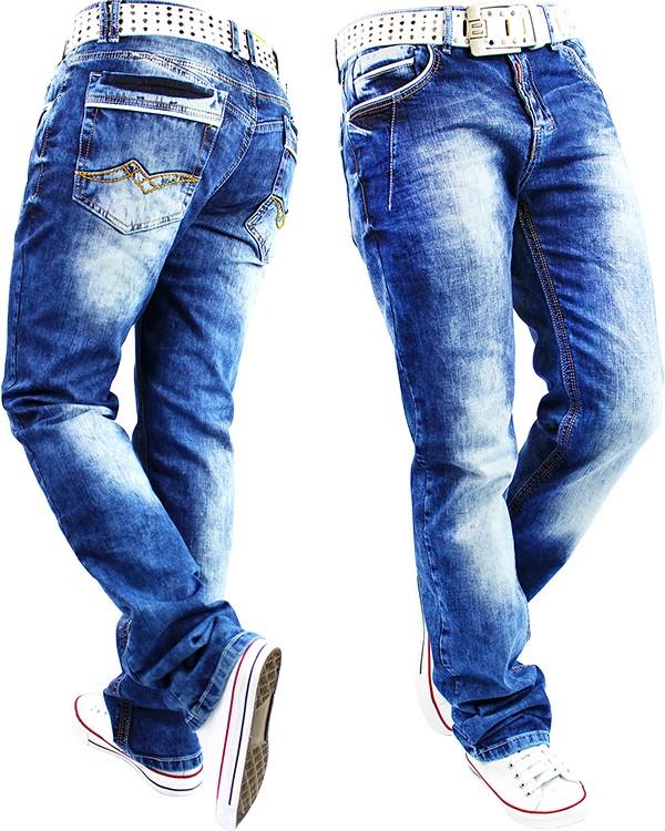herren jeans hose mens pants stright slim fit cargo. Black Bedroom Furniture Sets. Home Design Ideas