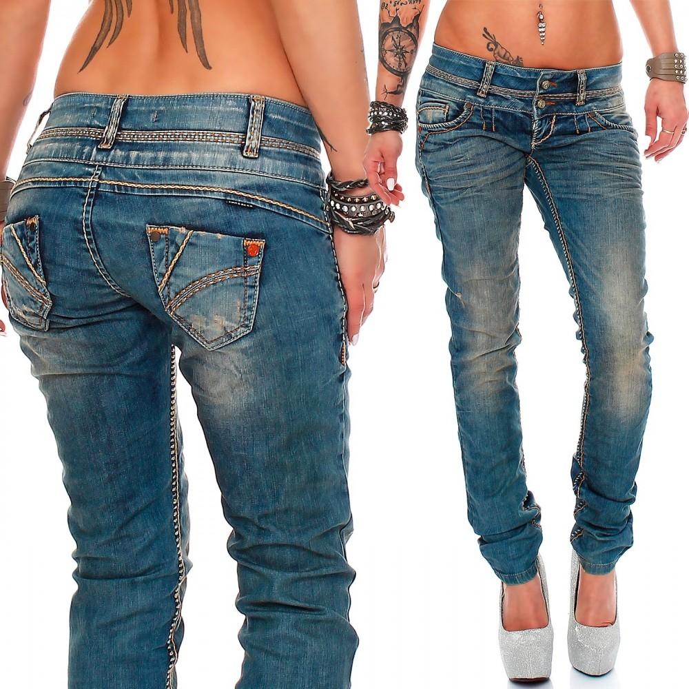 cipo baxx sexy damen fashion jeans 68 98. Black Bedroom Furniture Sets. Home Design Ideas