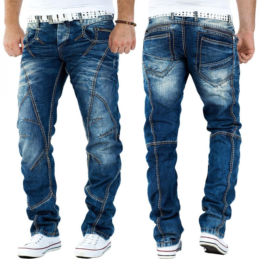 Cipo & Baxx Herren Jeans C0894