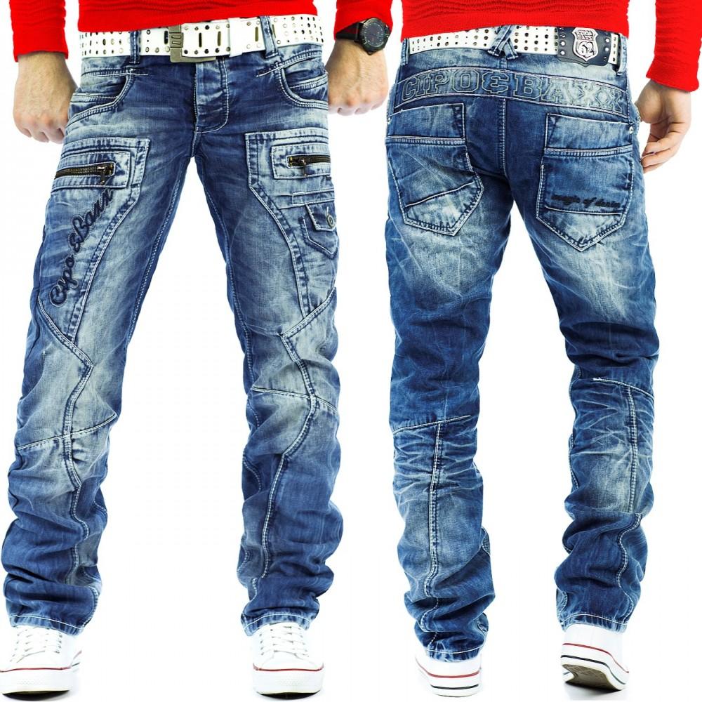 cipo baxx herren jeans c1178 78 18. Black Bedroom Furniture Sets. Home Design Ideas