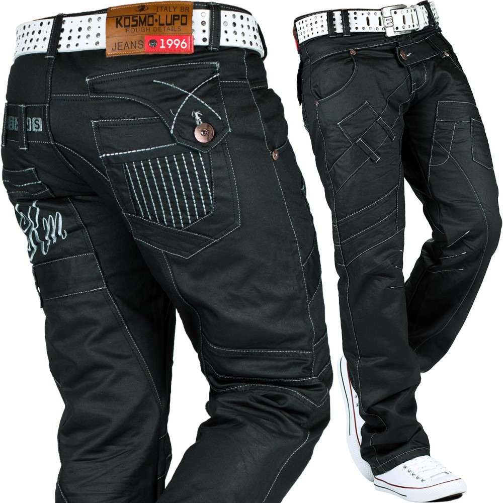 Kosmo lupo jeans fur damen
