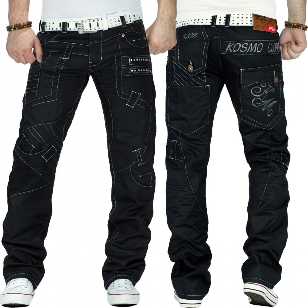 Kosmo Lupo Herren Jeans KM170-1