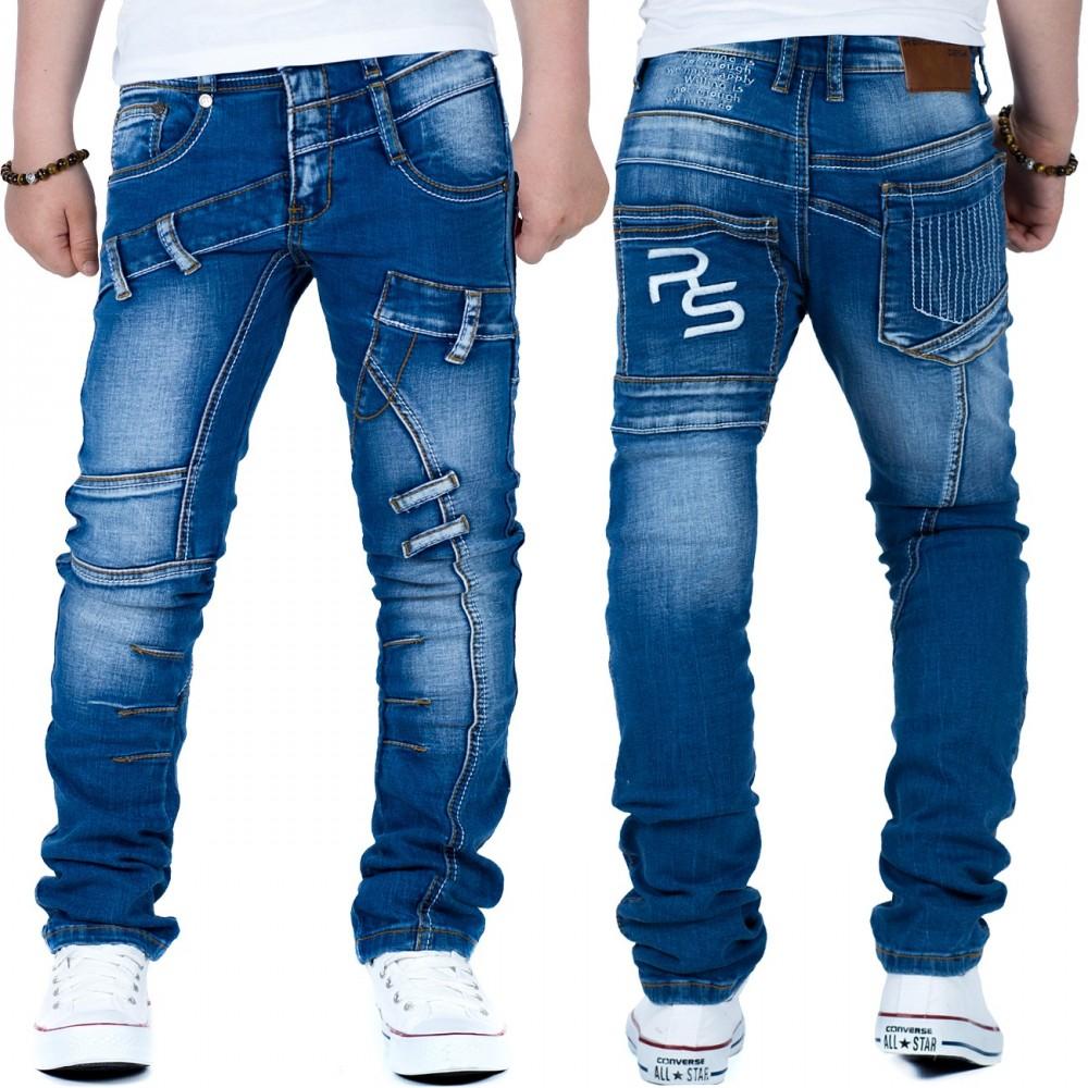 ac12370d7dd1 RED WAGON Jeans Jungen, Grau (Multi), 116 (Herstellergröße  6 Jahre ...