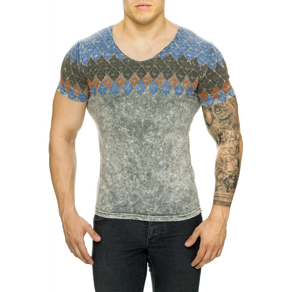 ... Tazzio Herren T-Shirt 16-108 ...