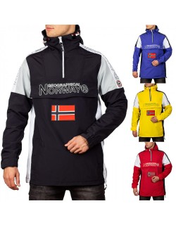 Geographical Norway Astino Herren Windbreaker Jacke