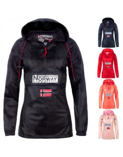 Geographical Norway Downcity Damen Windbreaker Jacke