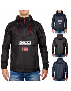 Geographical Norway Downcity Herren Windbreaker Jacke