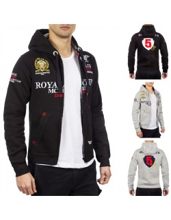 Geographical Norway Herren Sweatjacke Gantub