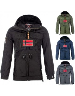 Geographical Norway Herren Winterjacke Butcher