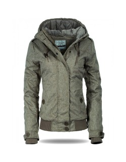 Sublevel Damen Steppjacke D5174X44261B