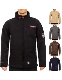 Geographical Norway Herren Fleecejacke Ubolt