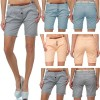 Sublevel Damen Shorts D6055Z60379ZE