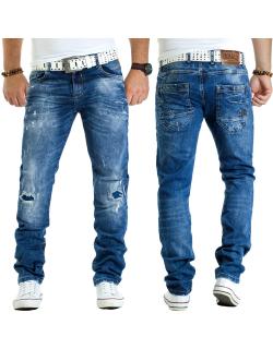 Cipo & Baxx Herren Jeans CD390 W38/L32