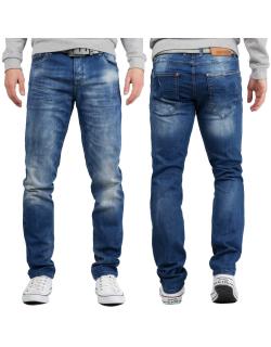 Cipo & Baxx Herren Jeans CD319B W30/L34