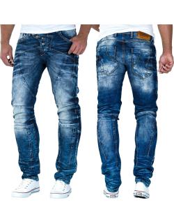 Cipo & Baxx Herren Jeans CD346 W32/L34