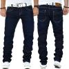 Cipo & Baxx Herren Jeans CD395