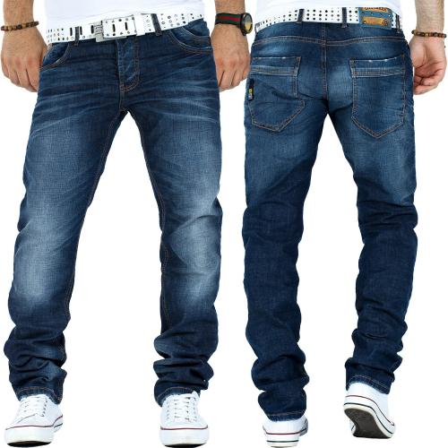 Cipo & Baxx Herren Jeans CD186A