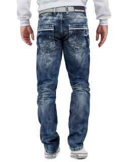 Cipo & Baxx Herren Jeans CD104 W34/L34
