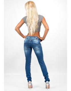 Cipo & Baxx Damen Jeans CBW0282 W31/L32