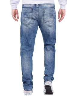 Cipo & Baxx Herren Jeans CD131 W34/L32