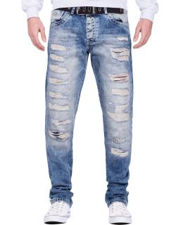 Cipo & Baxx Herren Jeans CD131 W36/L32