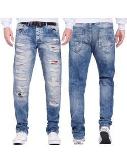 Cipo & Baxx Herren Jeans CD131 W38/L32