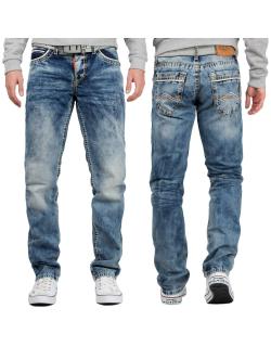 Cipo & Baxx Herren Jeans CD148 W32/L32
