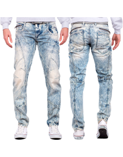 Cipo & Baxx Herren Jeans C0894A W36/L34