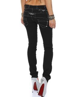 Cipo & Baxx Damen Jeans CBW0313