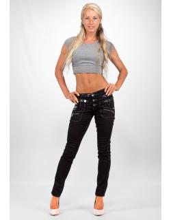 Cipo & Baxx Damen Jeans CBW0313 W26/L30