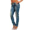 Cipo & Baxx Damen Jeans CBW0347
