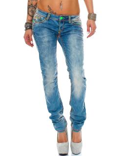 Cipo & Baxx Damen Jeans CBW0445