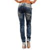 Cipo & Baxx Damen Jeans WD175 W29/L34