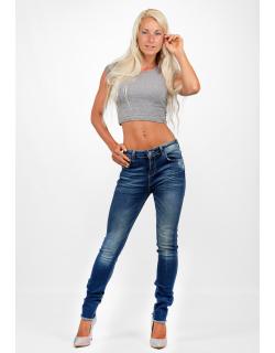 Cipo & Baxx Damen Jeans 19CB06