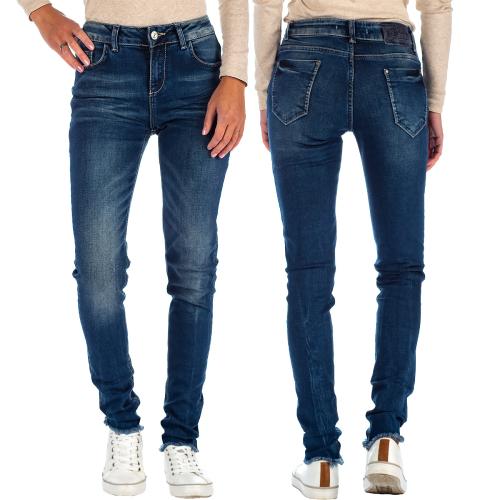 Cipo & Baxx Damen Jeans 19CB06 W30/L32