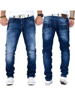 Cipo & Baxx Herren Jeans CD389 W32/L34