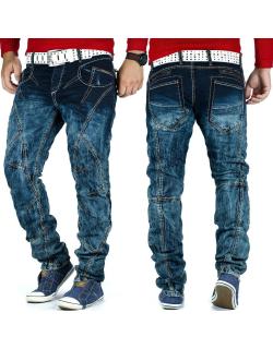 Cipo & Baxx Herren Jeans CD289 W32/L34