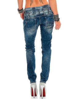 Cipo & Baxx Damen Jeans WD245