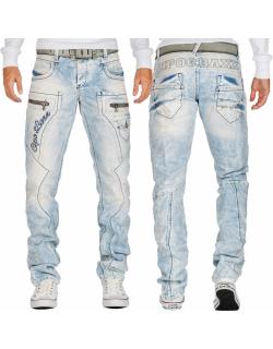 Cipo & Baxx Herren Jeans CD272 W34/L34