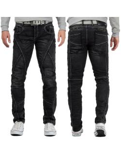 Cipo & Baxx Herren Jeans CD288 W34/L32
