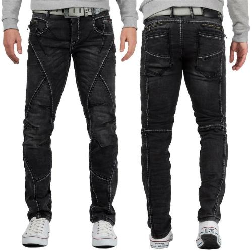 Cipo & Baxx Herren Jeans CD288 W32/L34