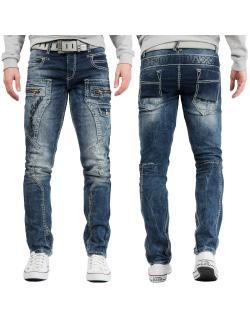 Cipo & Baxx Herren Jeans CD296 W33/L32