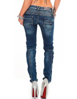 Cipo & Baxx Damen Jeans WD200B