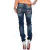 Cipo & Baxx Damen Jeans WD256