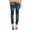 Cipo & Baxx Damen Jeans WD255